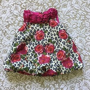 The Children's Place Dresses - Baby Girl Floral Dress 3-6mo